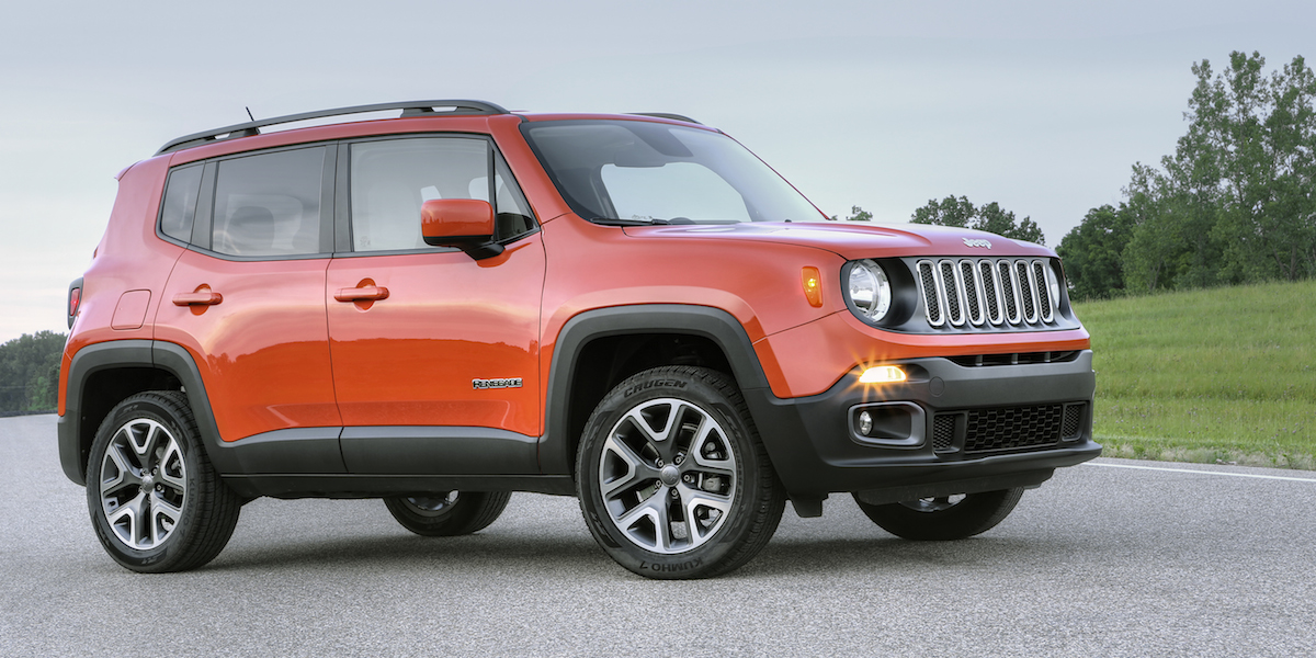 2017 Jeep Renegade Best Buy