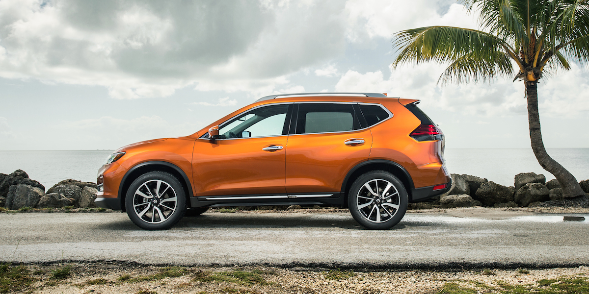 2017 Nissan Rogue Best Buy Review Consumer Guide Auto