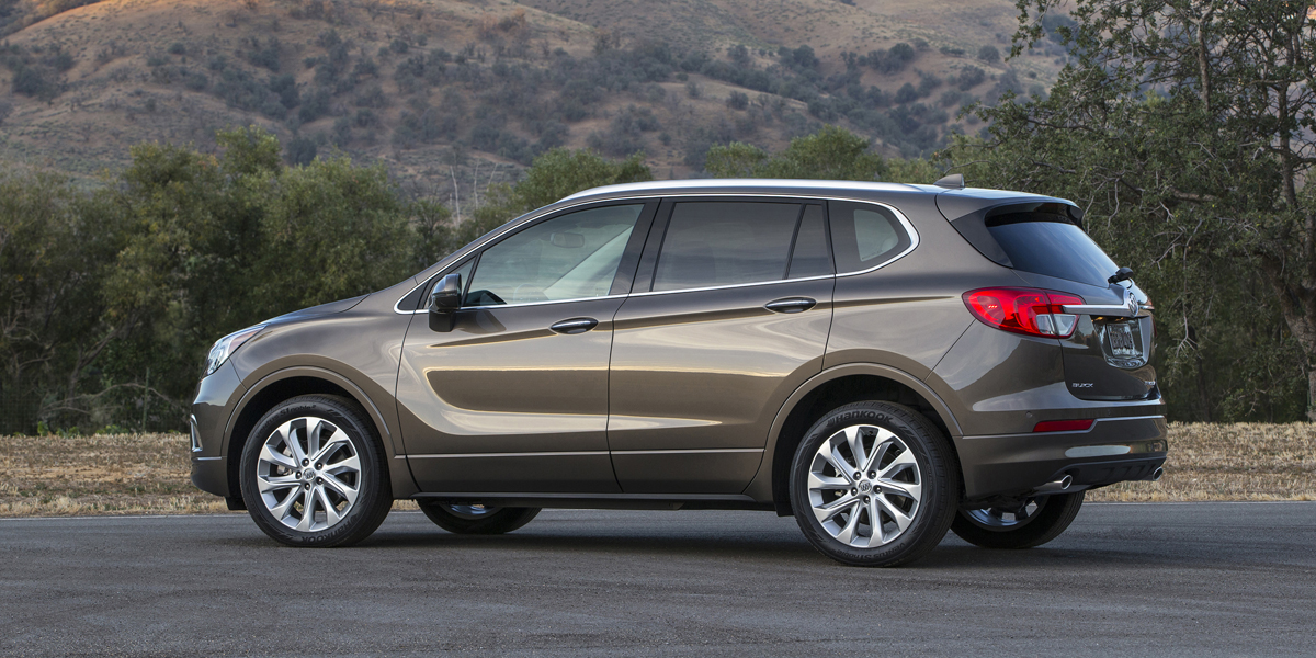 2016 buick envision consumer guide auto. Black Bedroom Furniture Sets. Home Design Ideas