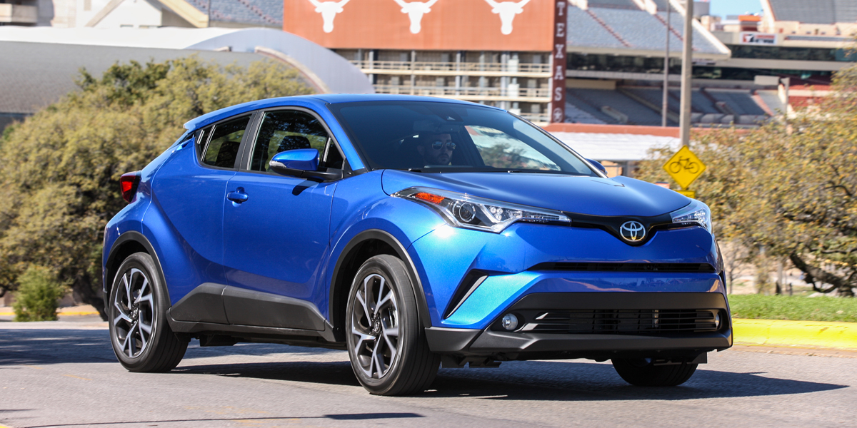 Toyota Certified Pre Owned >> 2019 Toyota C-HR   Consumer Guide Auto