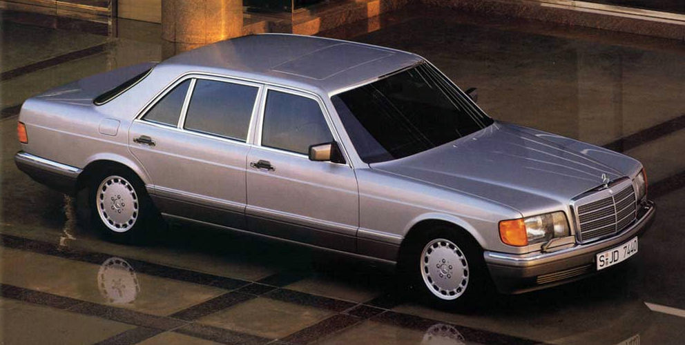 10 worst gas guzzlers of 1988 the daily drive for 1988 mercedes benz 560sel