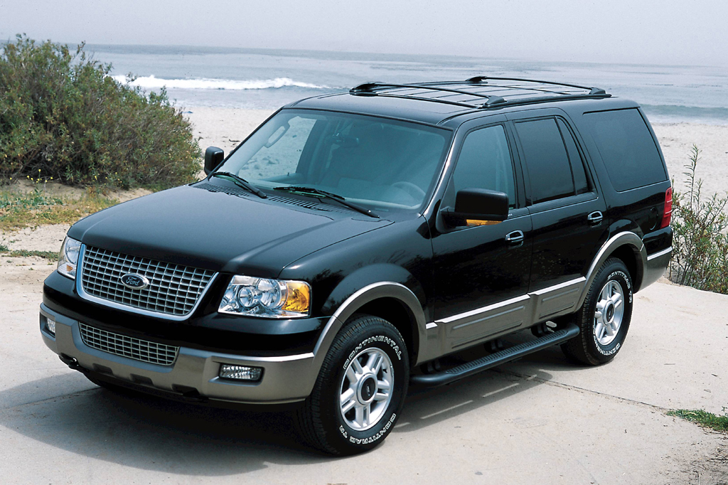 200314 Ford Expedition Consumer Guide Autorhconsumerguide: Fuel Filter 2003 Ford Expedition Ed Bauer At Gmaili.net