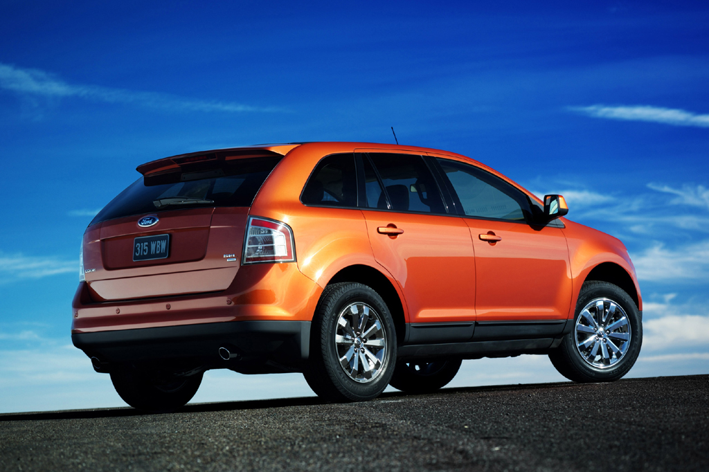 New Ford Edge >> 2007-14 Ford Edge | Consumer Guide Auto