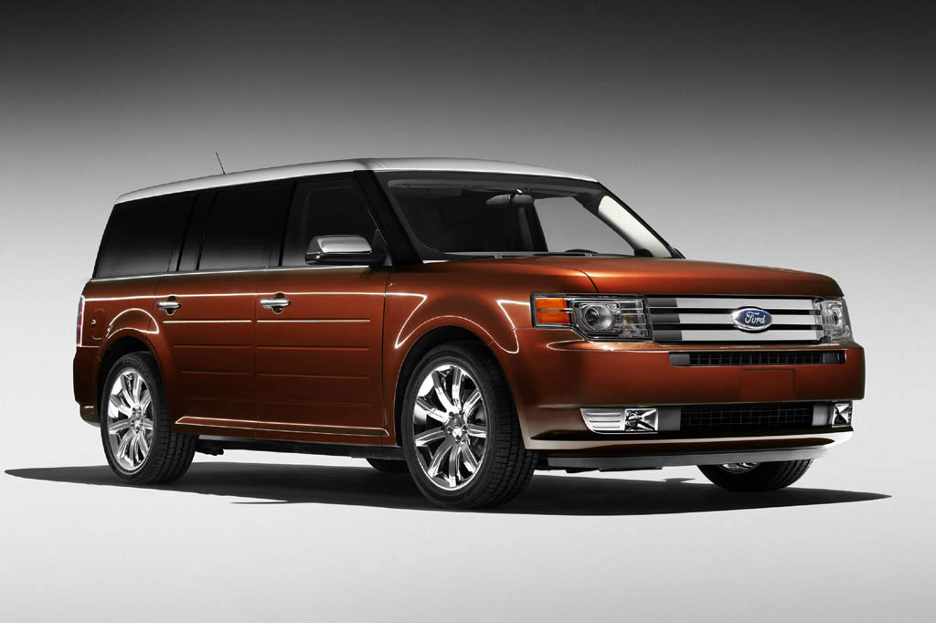 Noise When Accelerating >> 2009-15 Ford Flex | Consumer Guide Auto