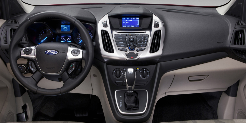 Ford Transit Connect Wagon >> 2014-15 Ford Transit Connect   Consumer Guide Auto