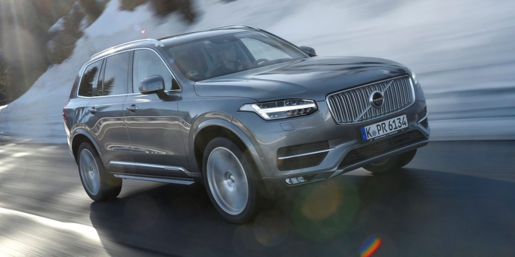 2018 volvo xc90 best buy review consumer guide auto rh consumerguide com Auto Insurance Consumer Reports Best Used Cars