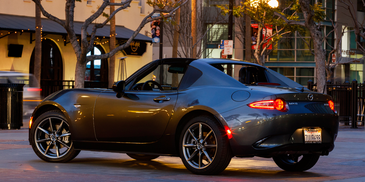 Mazda Extended Warranty >> 2018 Mazda MX-5 Miata Best Buy Review | Consumer Guide Auto