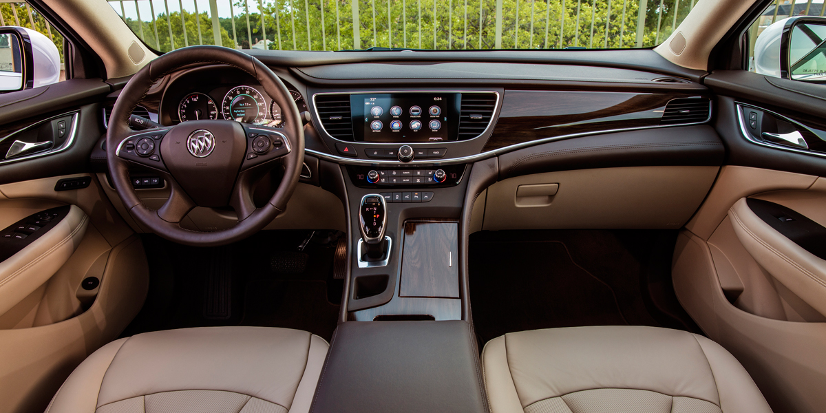 Best Extended Auto Warranty >> 2018 Buick LaCrosse Best Buy Review | Consumer Guide Auto