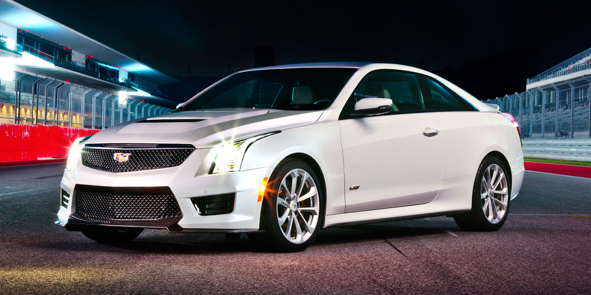 2018 Cadillac ATS Best Buy Review | Consumer Guide Auto