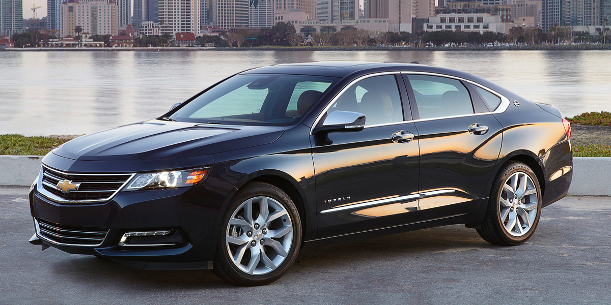 Chevy Certified Pre Owned >> 2018 Chevrolet Impala Best Buy Review | Consumer Guide Auto