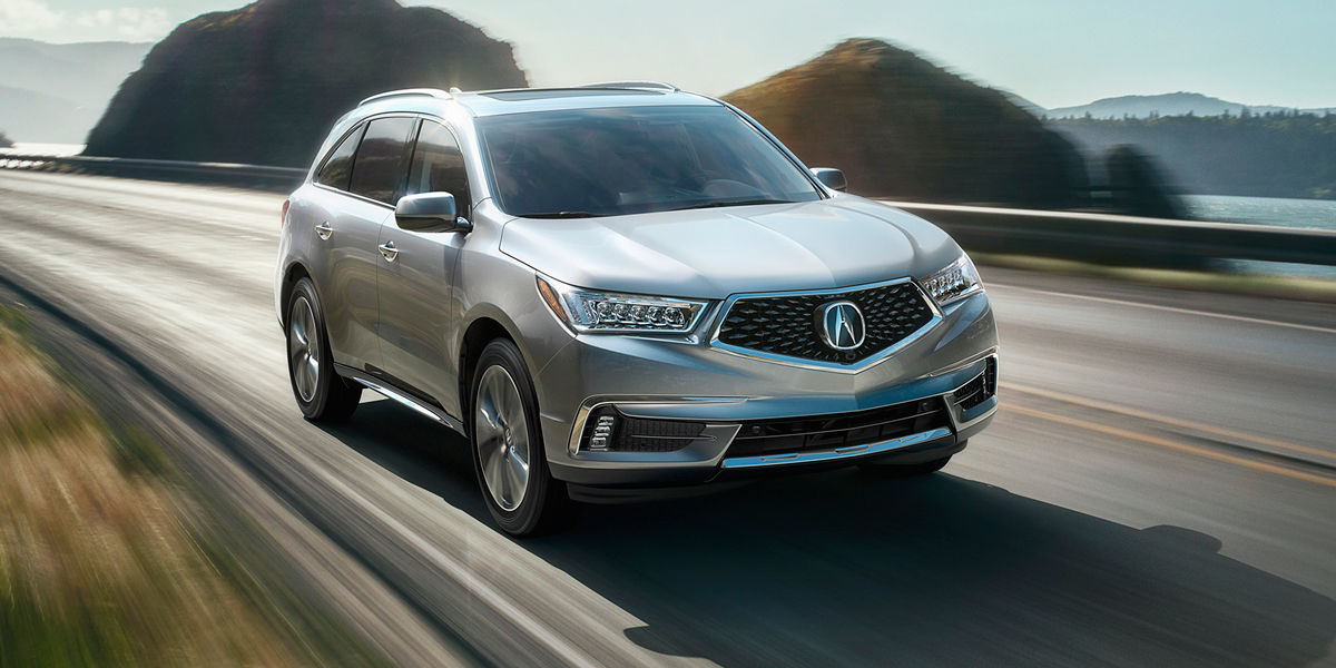 Acura MDX Best Buy
