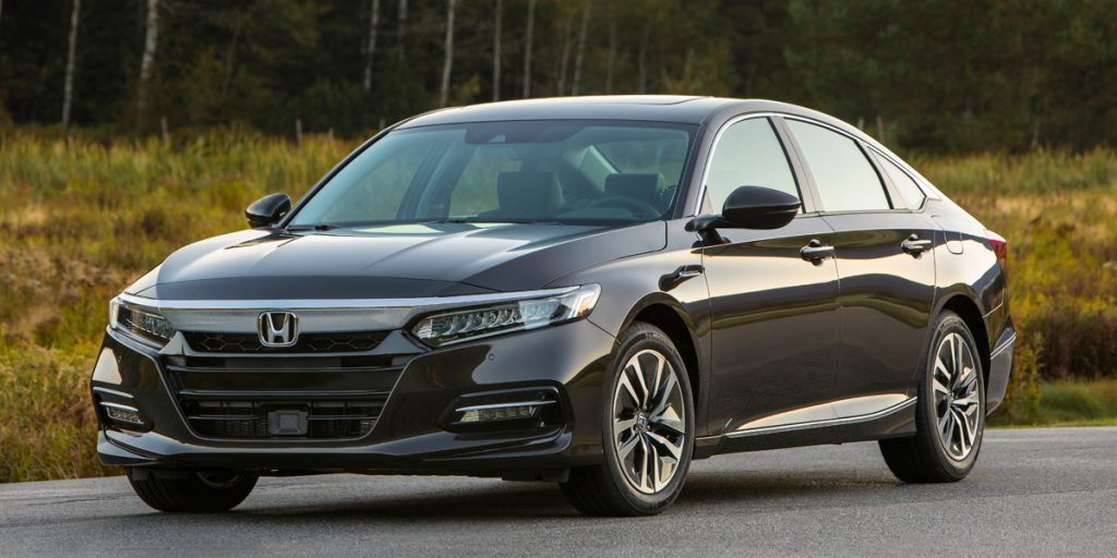 2018 Honda Accord Best Buy Review Consumer Guide Auto