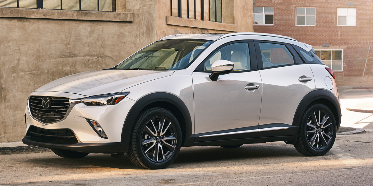 2018 CX-3 Best Buy