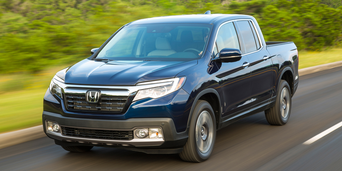 2018 honda ridgeline best buy review consumer guide auto. Black Bedroom Furniture Sets. Home Design Ideas