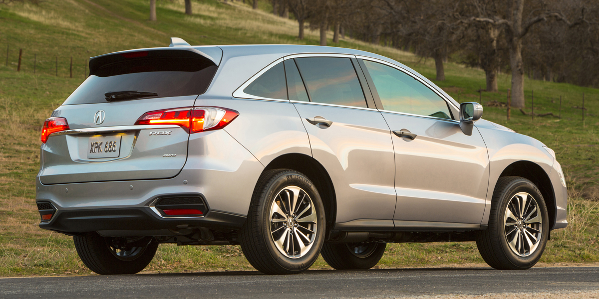 2018 Acura Rdx Best Buy Review Consumer Guide Auto