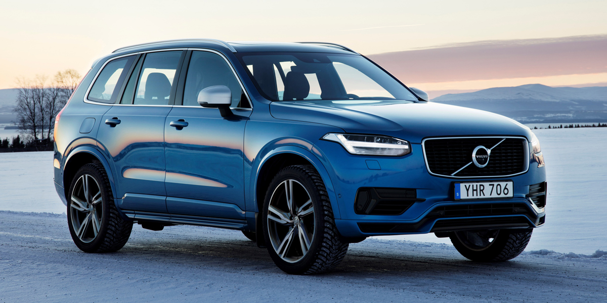2018 Volvo XC90 Best Buy Review   Consumer Guide Auto