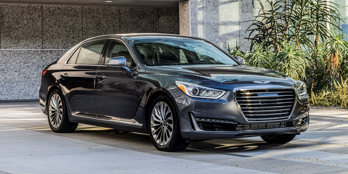 Hyundai Extended Warranty >> 2018 Genesis G90 Best Buy Review | Consumer Guide Auto