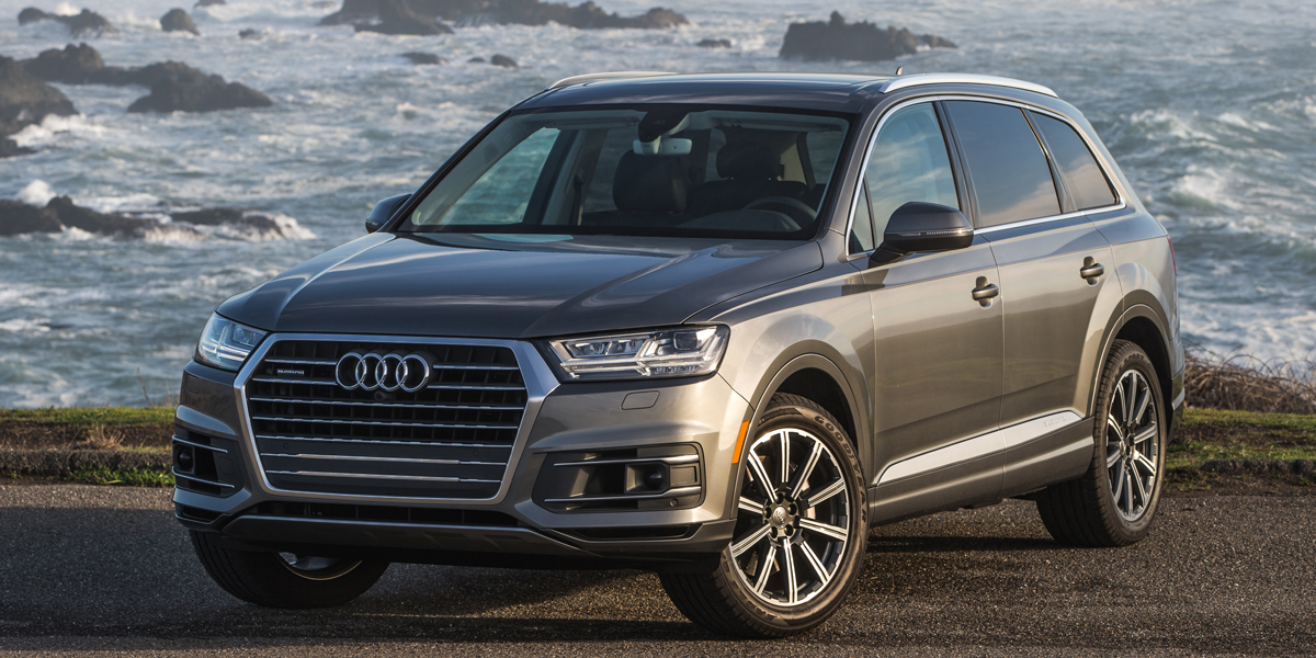 Audi Certified Pre Owned >> 2018 Audi Q7 Best Buy Review | Consumer Guide Auto