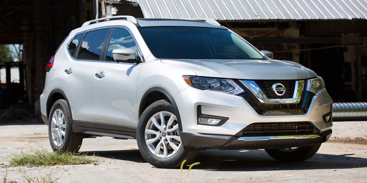 2018 Nissan Rogue Best Buy Review Consumer Guide Auto