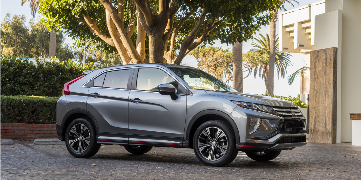 2018 Mitsubishi Eclipse Cross Launch