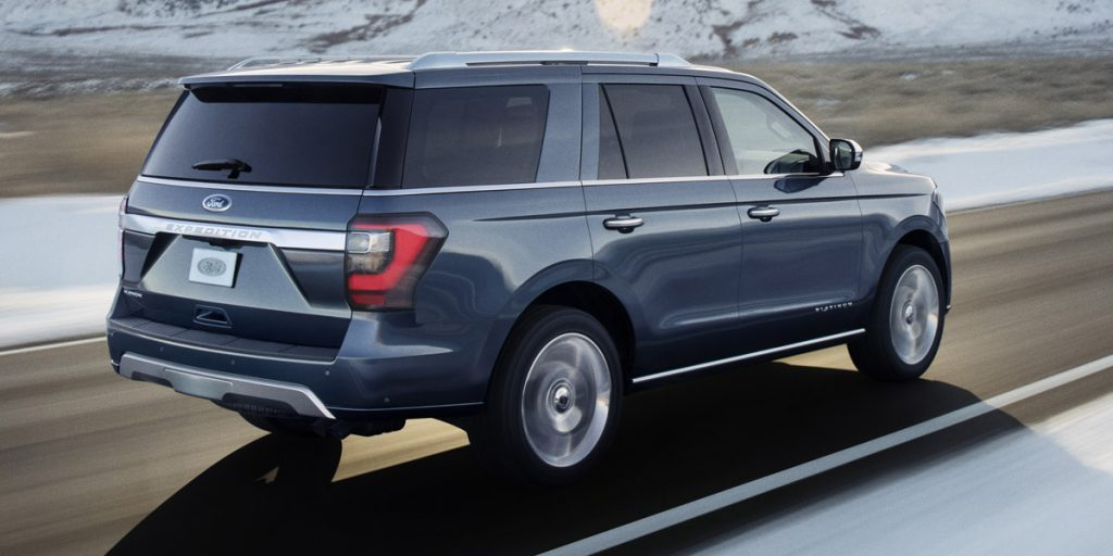 2019 Ford Expedition Best Buy Review | Consumer Guide Auto