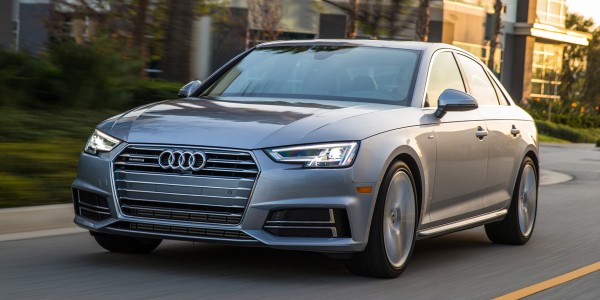 Car Extended Warranty >> 2019 Audi A4 Best Buy Review | Consumer Guide Auto