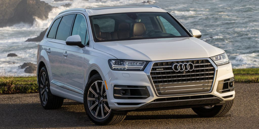 2019 Audi Q7 Best Buy Review Consumer Guide Auto