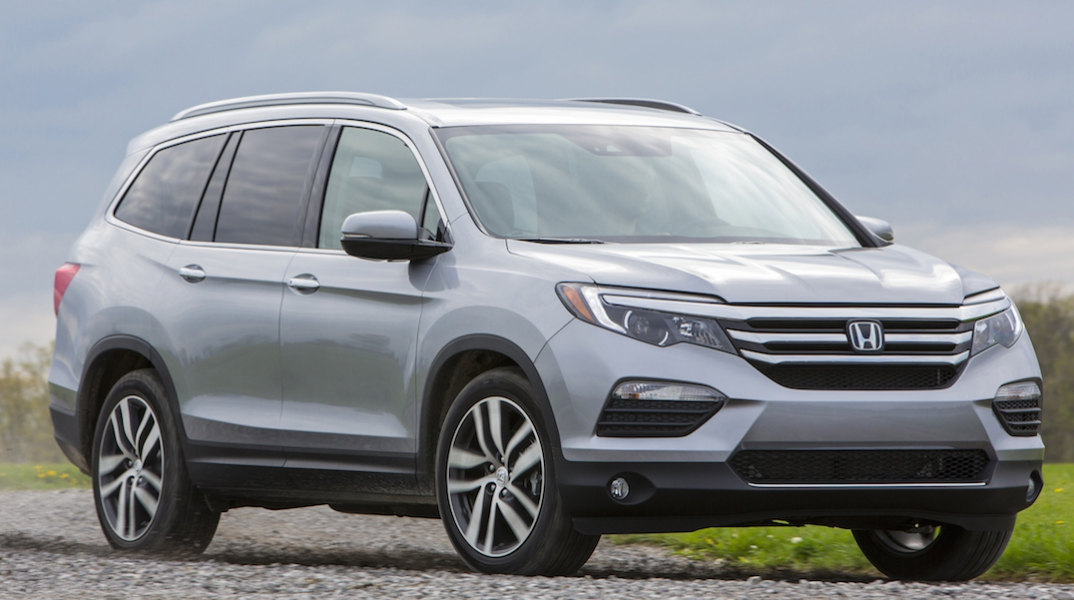 Midsize Crossovers and SUVs | Best Buys | Consumer Guide Auto