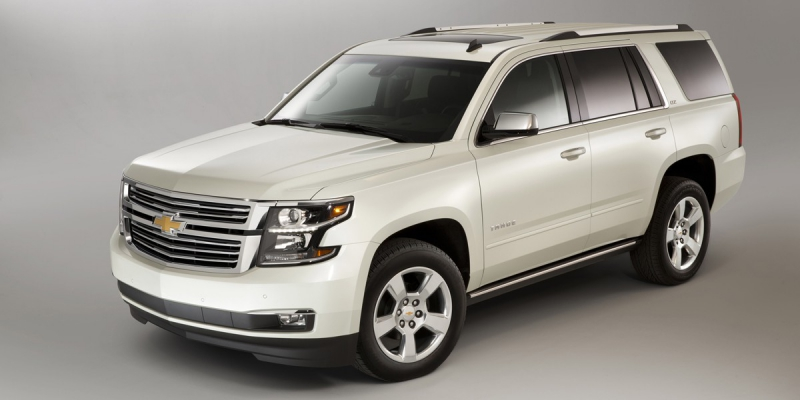 2016 chevrolet tahoe consumer guide auto. Black Bedroom Furniture Sets. Home Design Ideas