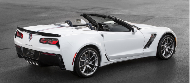 2016 Corvette Stingray and Z06 Twilight Blue Design Package