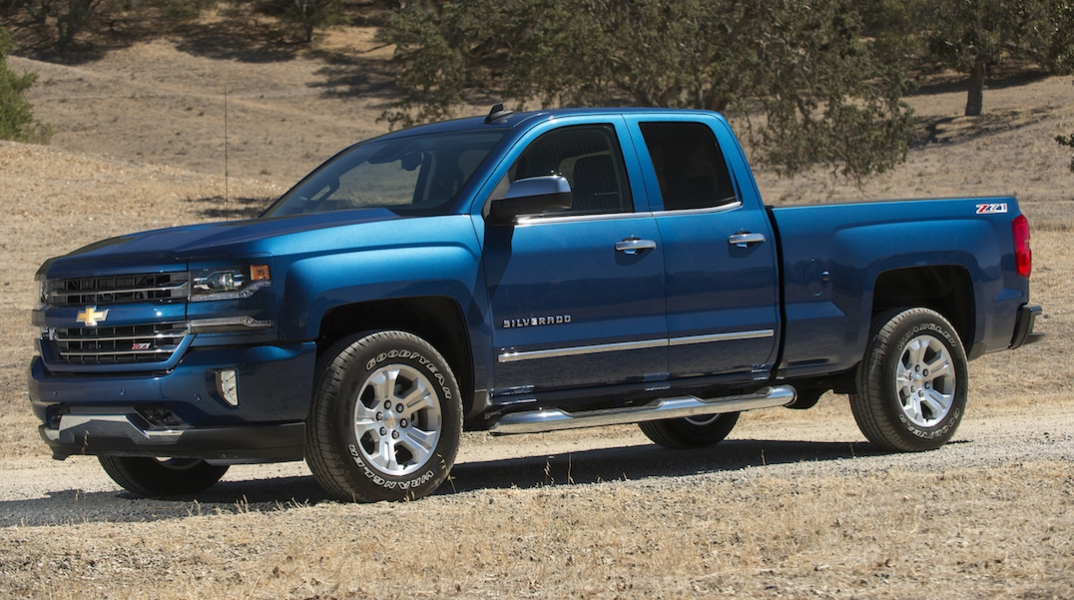 Image Gallery Large Pickup Trucks