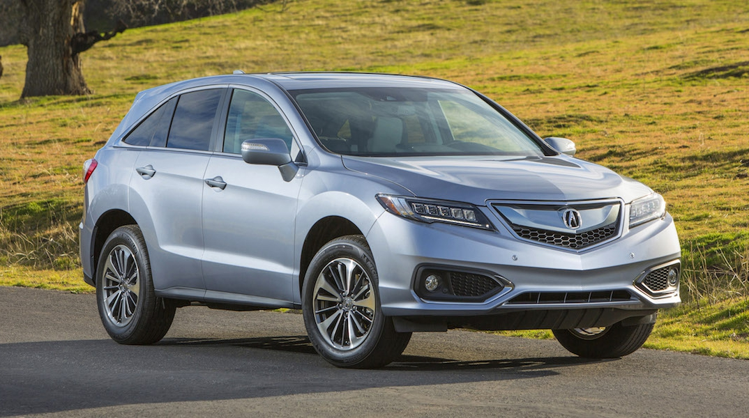 2016 Acura RDX Best Buy Review