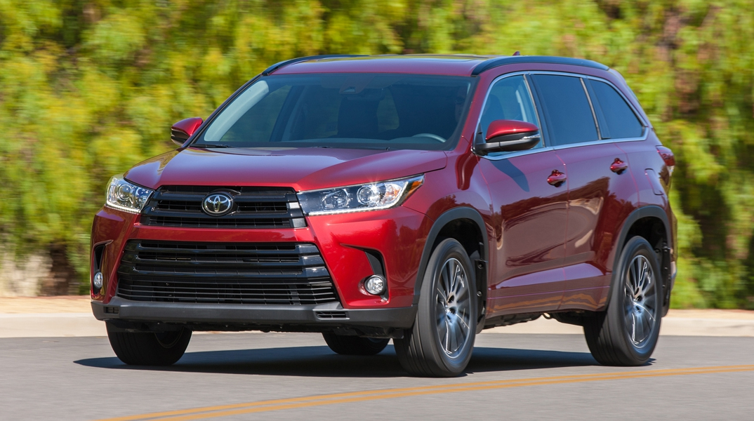 2018 Toyota Highlander Best Review