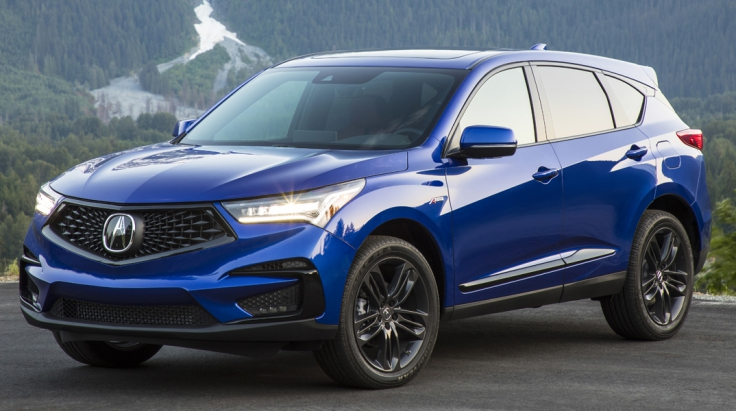 2019 Acura Rdx Best Review