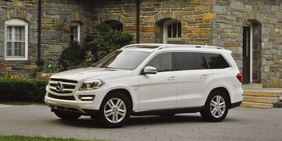 2014 mercedes benz gl class review consumer guide auto for Best extended warranty for mercedes benz