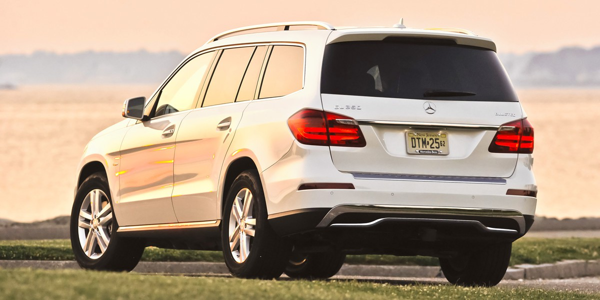 2017 Mercedes Benz Gl Cl New Cars Used Car Reviews And