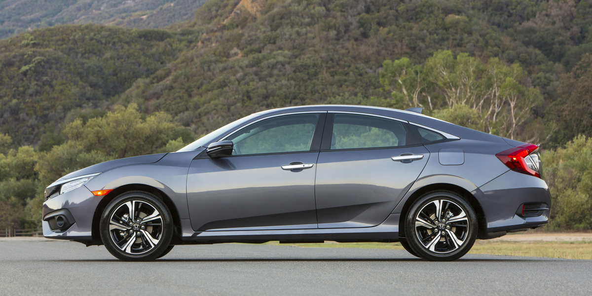 2016 Honda Civic Sedan 2017