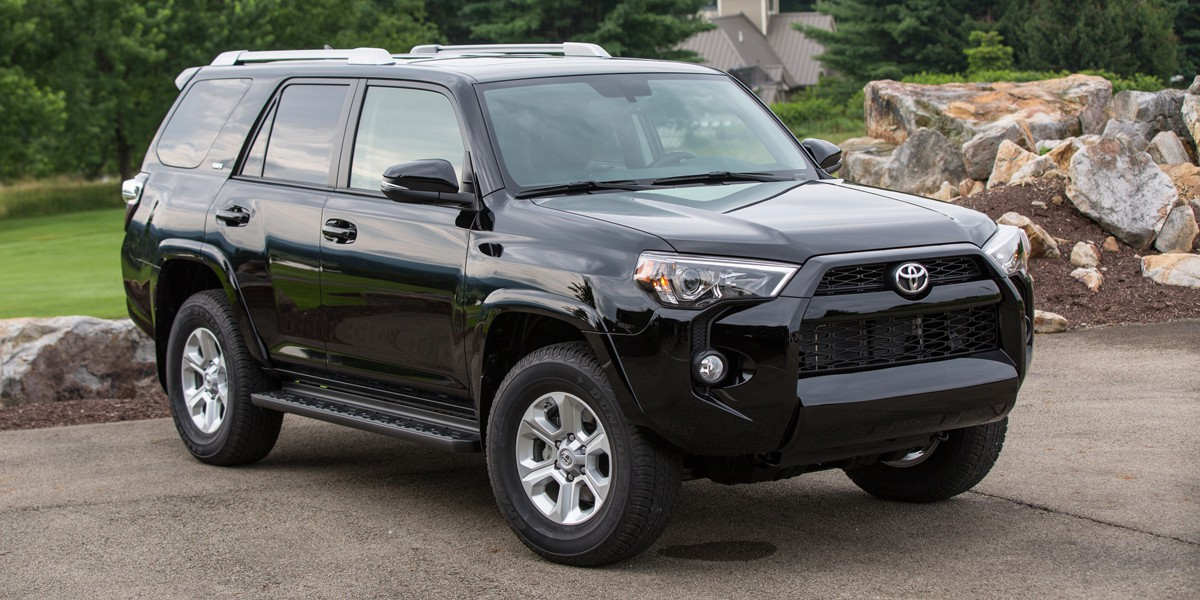 2018 toyota 4runner consumer guide auto. Black Bedroom Furniture Sets. Home Design Ideas