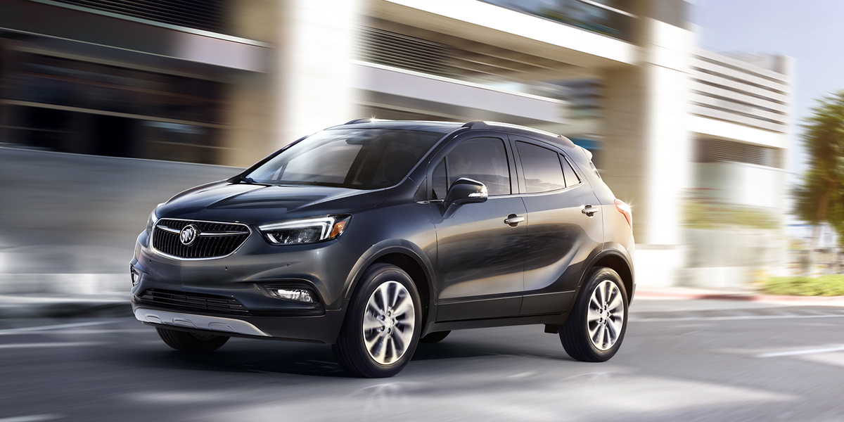 2018 buick encore consumer guide auto. Black Bedroom Furniture Sets. Home Design Ideas