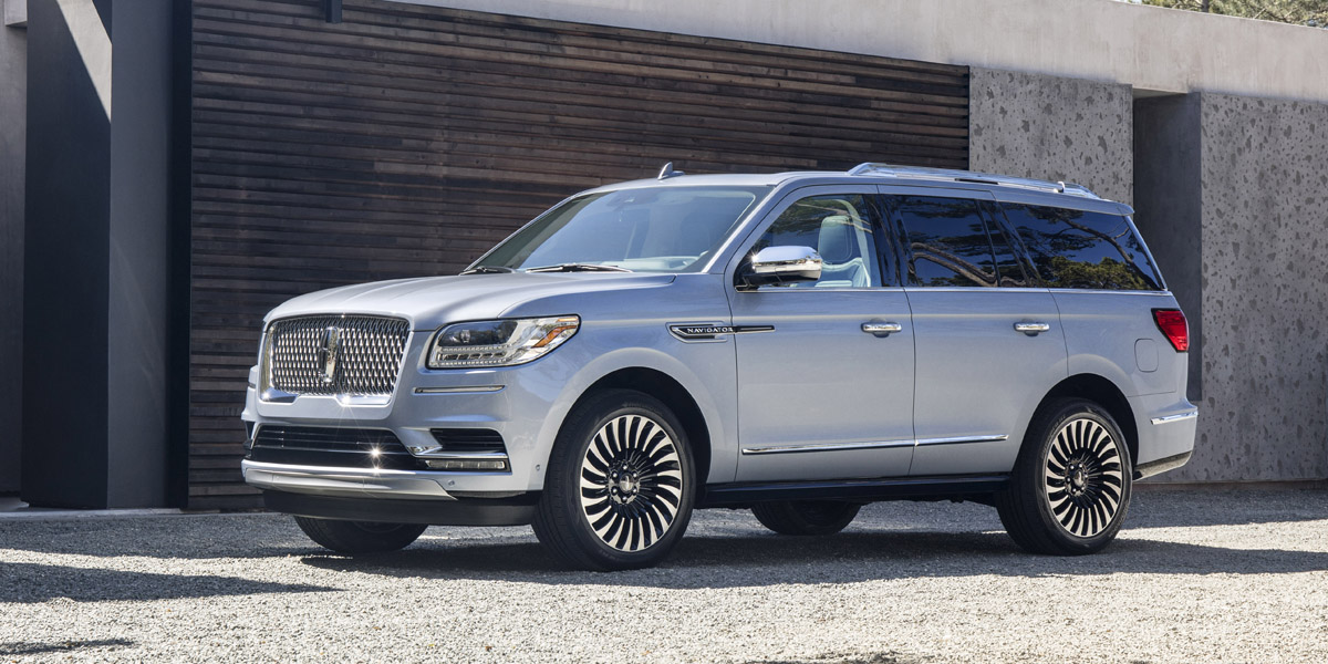 Best Used Trucks >> 2020 Lincoln Navigator | Consumer Guide Auto