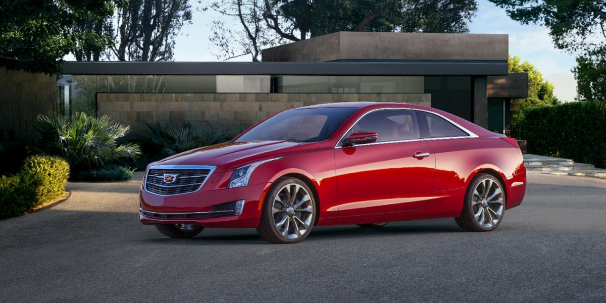 2017 cadillac ats consumer guide auto. Black Bedroom Furniture Sets. Home Design Ideas