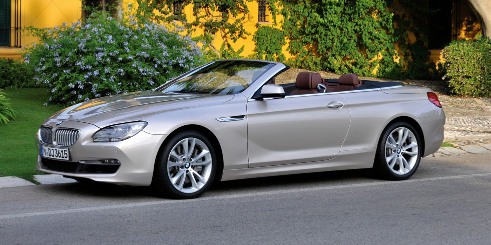 2014 bmw 6 series convertible. Cars Review. Best American Auto & Cars Review