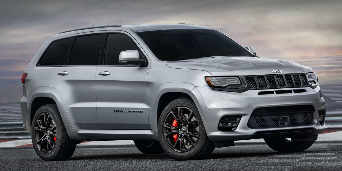2019 Jeep Grand Cherokee Consumer Guide Auto