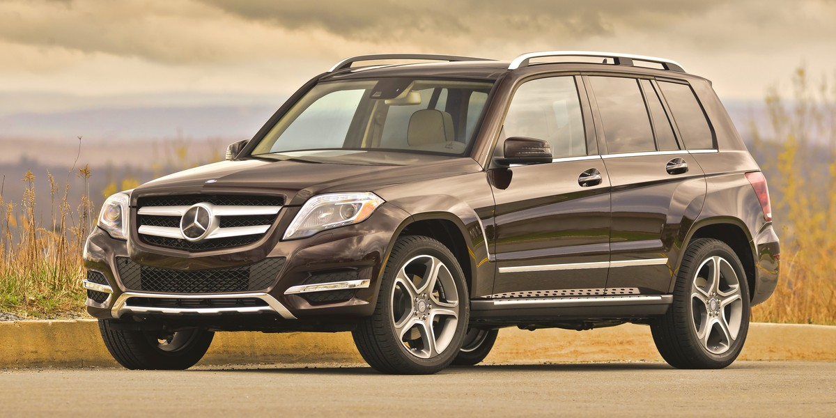 2013 Mercedes-Benz GLK250 BlueTEC – Fully Equipped