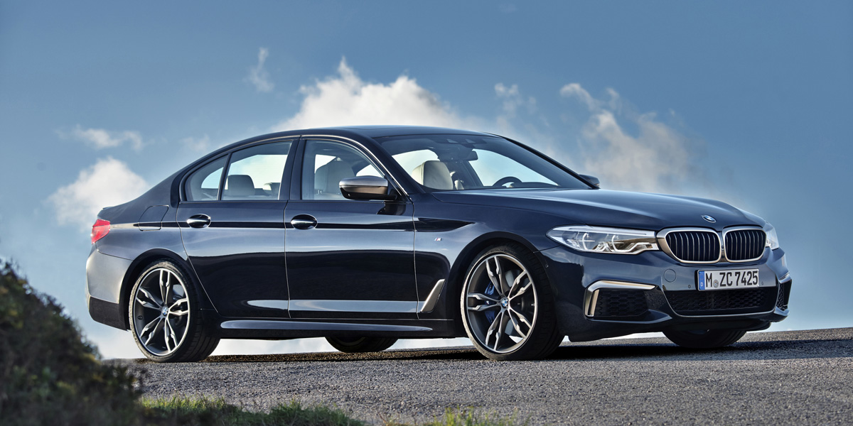 BMW 5-Series M550i xDrive