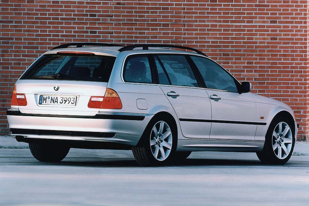 2003 bmw 325i wagon