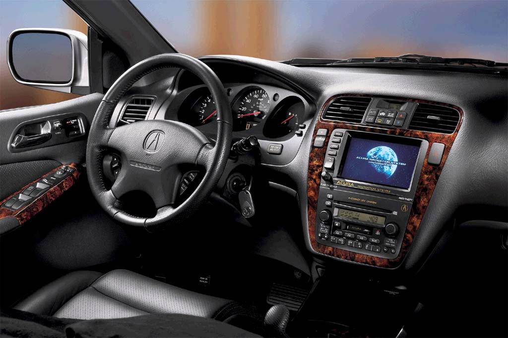 2004 acura mdx navigation system replacement