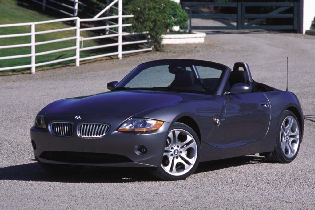 Coral Springs Honda >> 2003-08 BMW Z4 | Consumer Guide Auto