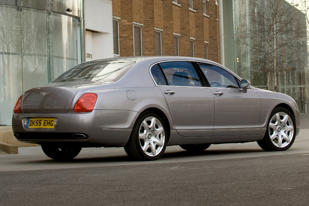 Bentley Flying Spur >> 2006-12 Bentley Continental Flying Spur | Consumer Guide Auto