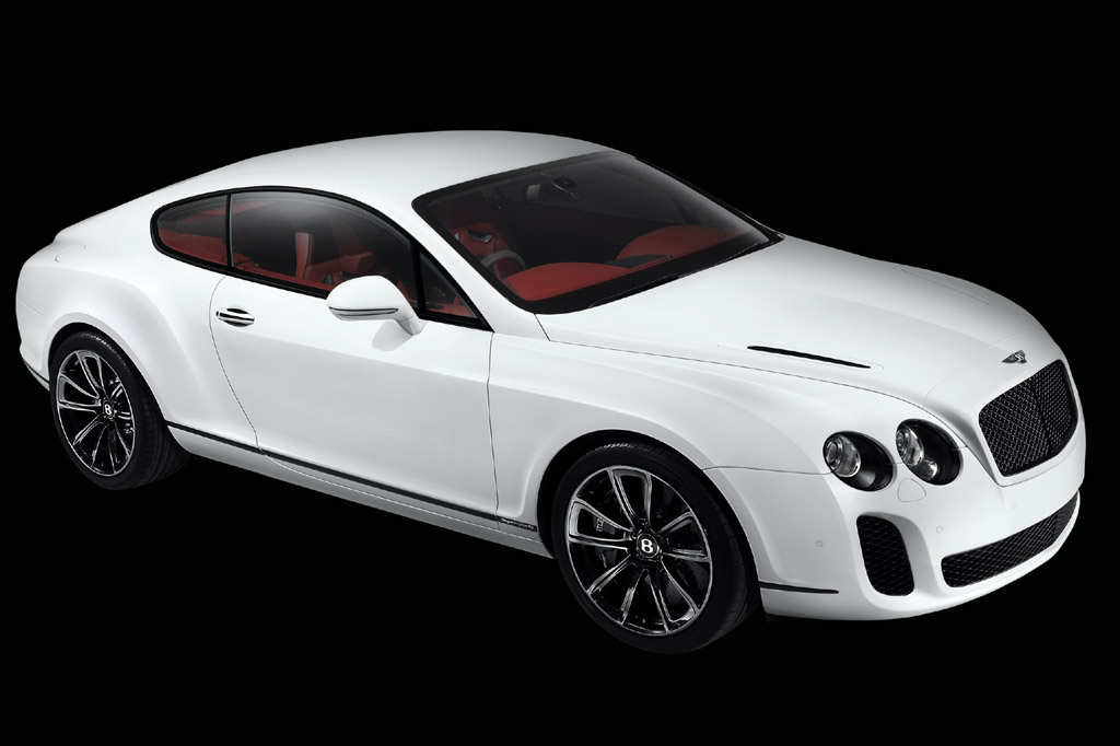 2010 12 Bentley Continental Supersports Consumer Guide Auto